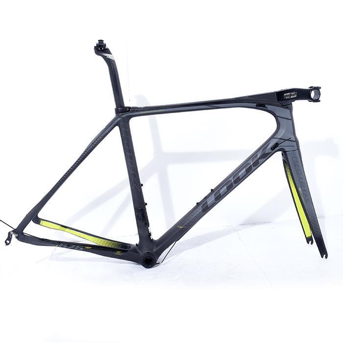 【中古】LOOK (ルック)2014 675 Light サイズS51(167-172cm)フレームセット【自転車】