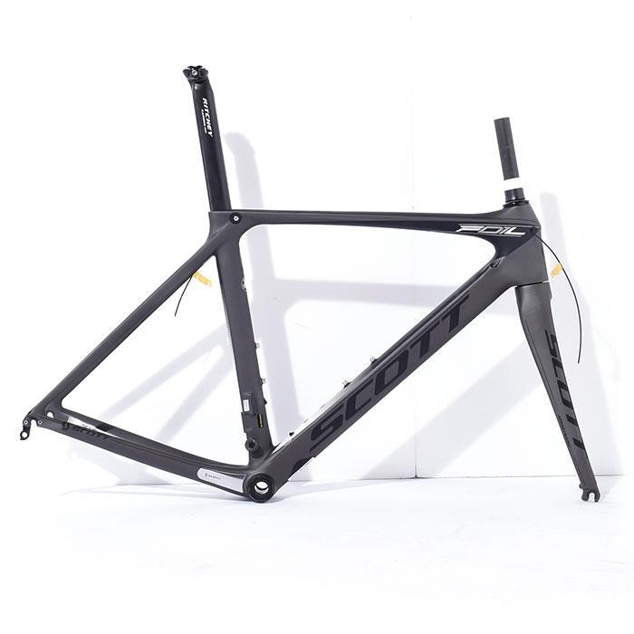【中古】SCOTT (スコット)2013 FOIL 15 フォイル Di2 サイズM(175-180cm) フレームセット【自転車】