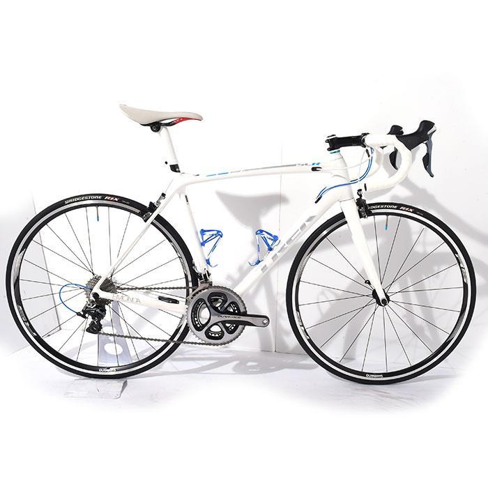 【中古】TREK (トレック)2015モデル Emonda エモンダ SLR 8 DURA-ACE デュラエース 9000 11S H1 サイズ56 (177.5-182.5cm)ロードバイク【自転車】