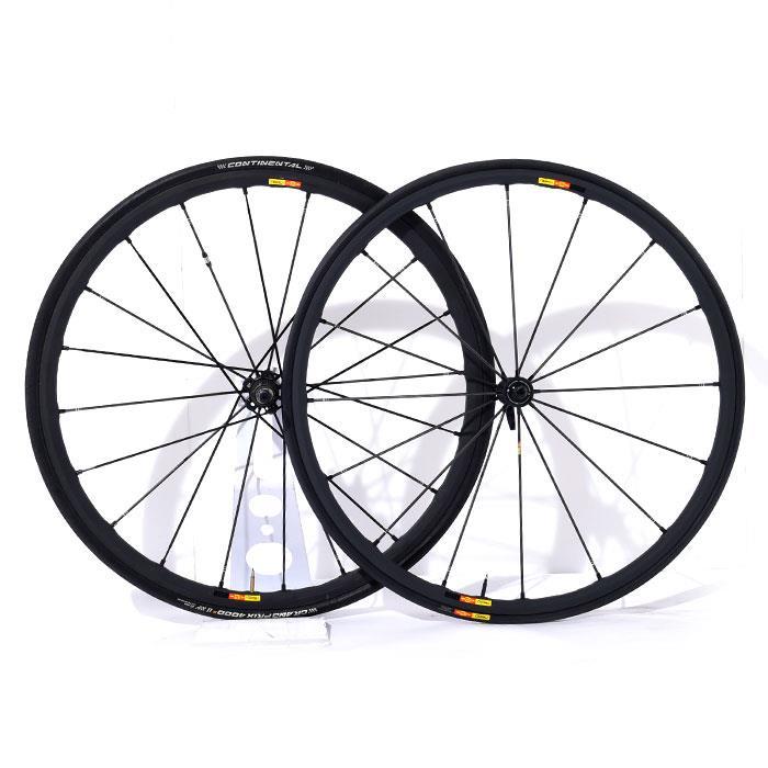 【中古】MAVIC (マビック) 2014 R-SYS SLR クリンチャー カンパ11S ホイールセット【自転車】