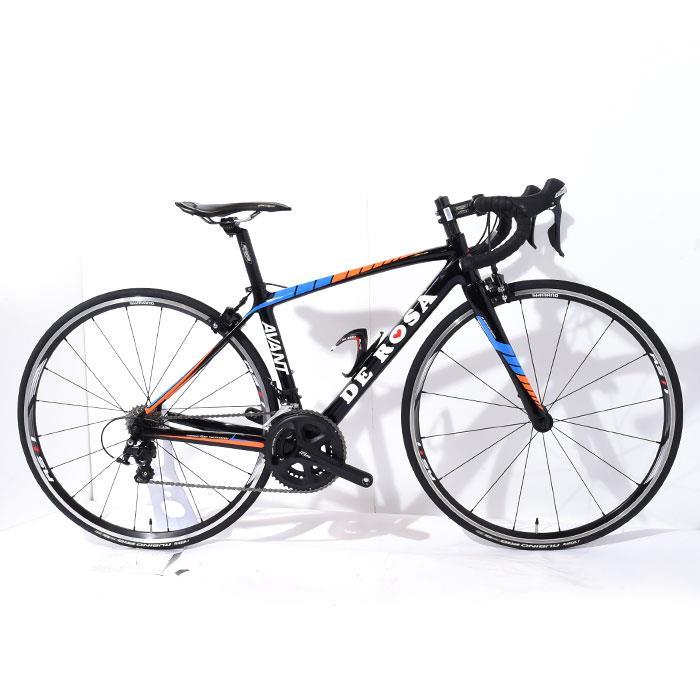 【中古】DE ROSA (デローザ) 2016年モデル AVANT アヴァント 105 5800 11S サイズ39SL (163-168cm) ロードバイク【自転車】