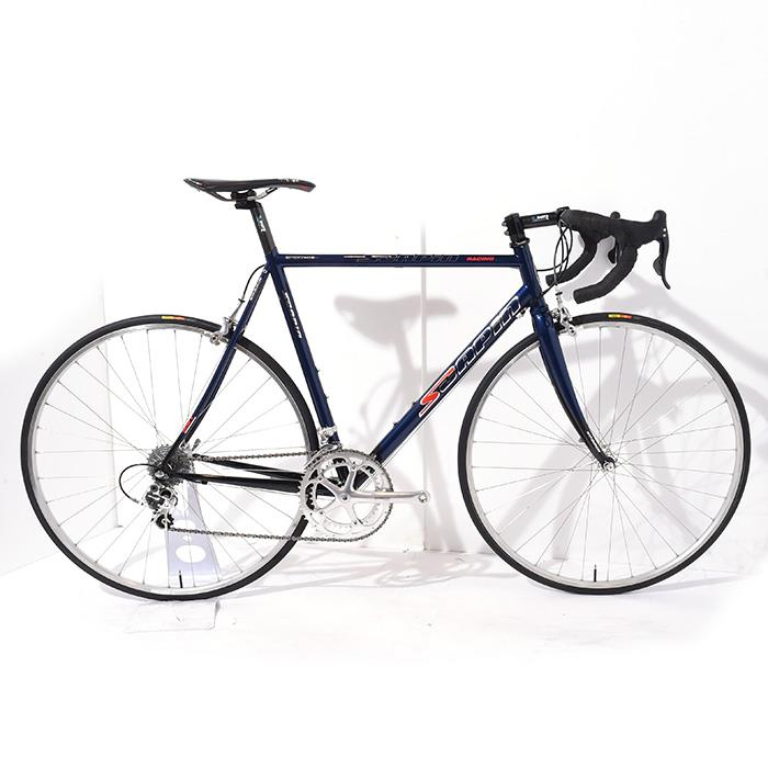 【中古】SCAPIN(スカピン) SPIRIT R8 スピリット Campagnolo RECORD 10S サイズ54 (173-178cm) ロードバイク【自転車】