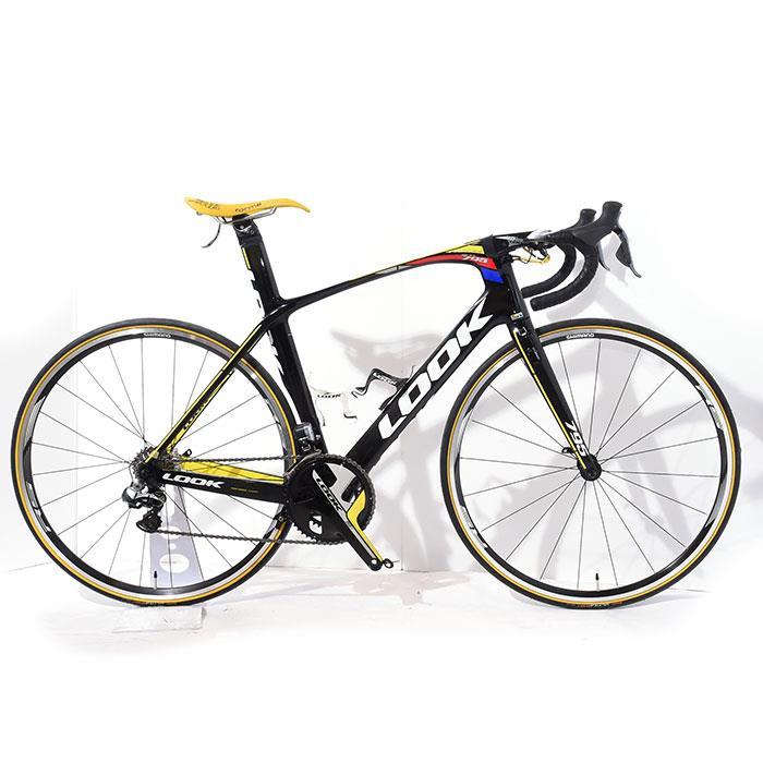 【中古】LOOK (ルック)2016モデル 795 AERO Light エアロライト DURA-ACE デュラエース 9070 Di2 11S サイズS (170-175cm) ロードバイク【自転車】