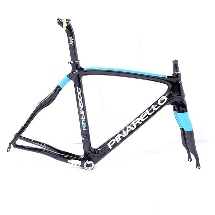 【中古】PINARELLO (ピナレロ) 2013モデル DOGMA 65.1 THINK2 ドグマ シンク2 サイズ530 (173-178cm) フレームセット【自転車】