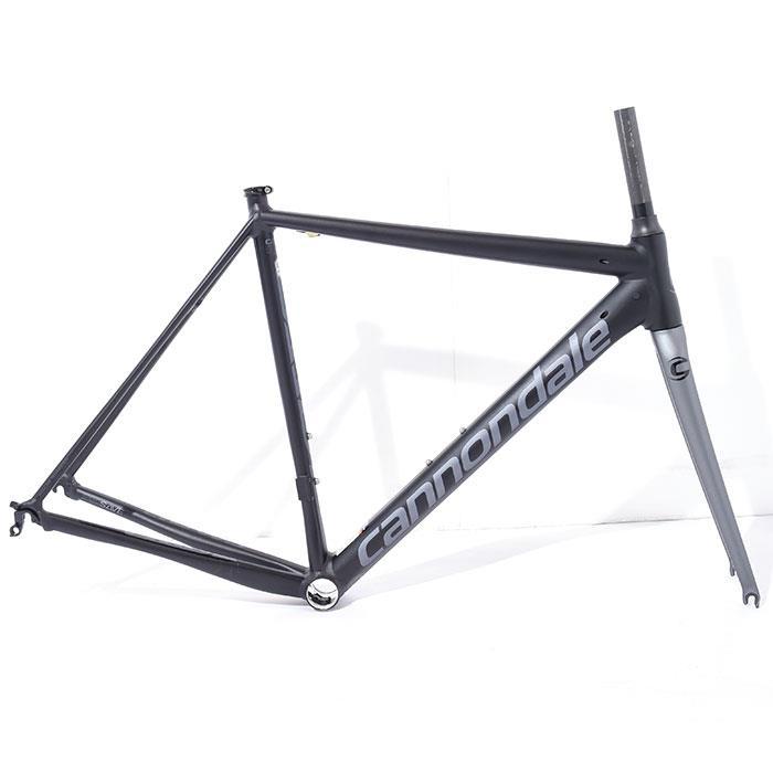 【中古】Cannondale (キャノンデール) 2016 CAAD12 キャド12 サイズ52 (175-180cm) フレームセット【自転車】
