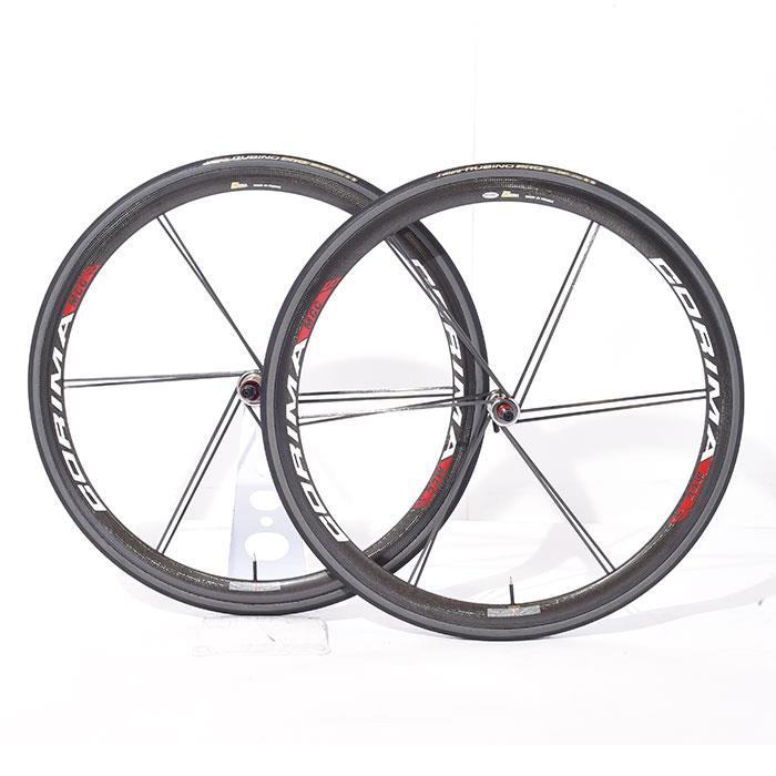 【中古】CORIMA (コリマ)VIVA MCC S チューブラー シマノ11S ホイールセット【自転車】