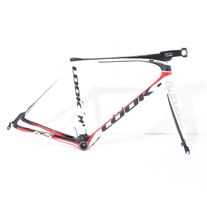 【中古】LOOK (ルック) 2013 675 サイズS51 (167.5-172.5cm) フレームセット【自転車】