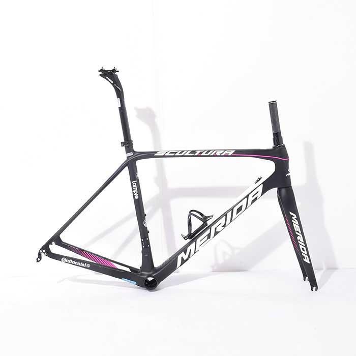 【中古】2016モデル SCULTURA TEAM スクルトゥーラ チーム サイズ52 (173-178cm) フレームセット【自転車】