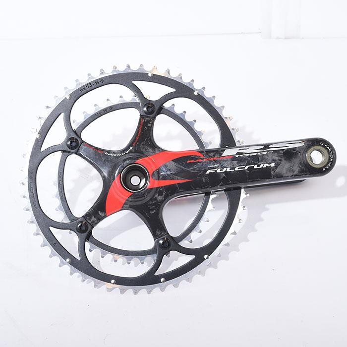 【中古】 FULCRUM (フルクラム) RACING TORQUE RS Carbon 170mm 53x39T クランクセット