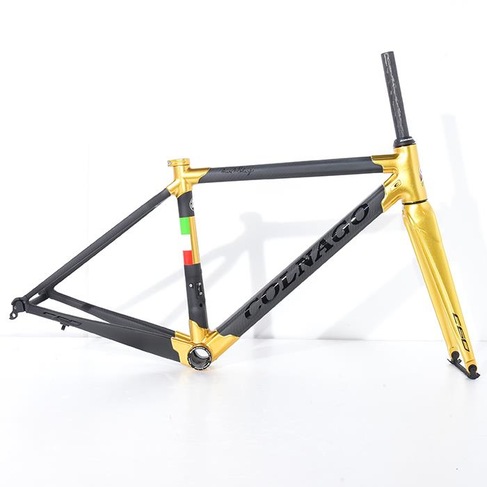 【中古】COLNAGO (コルナゴ) 2015モデル C60 LTD 420Sサイズ(165-170cm) フレームセット