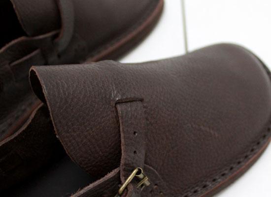 bf6415ec24 regular dealer made in FRACAP (Fra cup) leather slip-on shoes Italian  Vegetable tanned Leather Sandalo R005   leather slip-ons men   leather slip- ons Lady s ...