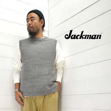 《送料無料》しっかりとした着心地良いキルトベスト Jackman ジャックマン キルトベスト マート Quilt VestJM8058 メンズ ベスト 送料無料 大きいサイズ コットン 評判 日本製 XL L M 正規取扱店