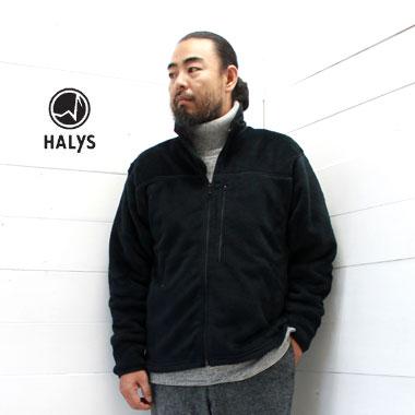 HALYS (ハリーズ) ポーラテック フリース ジャケット Polar Fleece Jacket Block1/Level3ミリタリー / LEVEL3 / 防寒 / メンズ / アメリカ製 / 正規取扱店