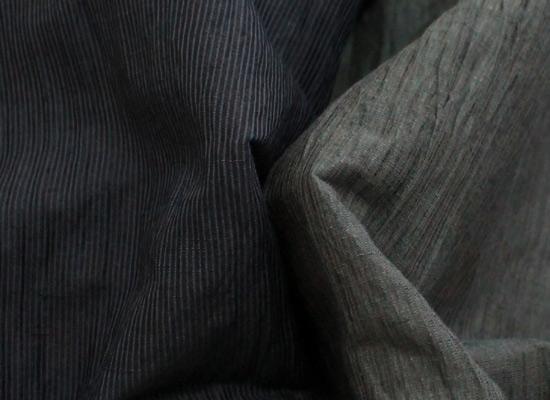 シャツ MANUAL ALPHABET 長袖 プルオーバー シャツ WRINKLE HENLEY NECK SHT MA-S-470 ヘンリーネック メンズ リンクル 日本製 (マニュアルアルファベット) 正規取扱店 父の日
