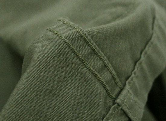 昂斯洛 /orslow 夾克美國軍隊熱帶外套中性