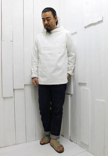yarmo渔夫缝褶