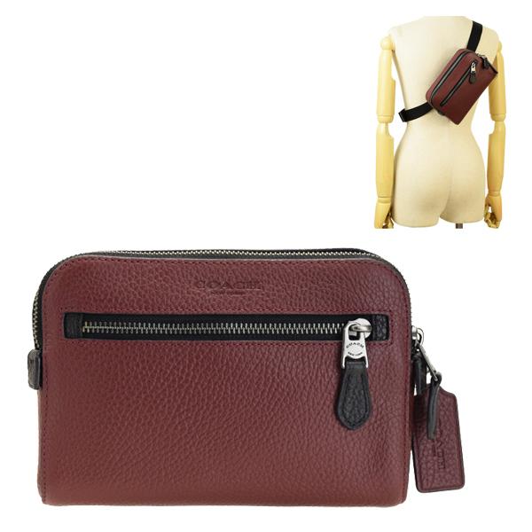 コーチ COACH ベルトバッグ ショルダーバッグ メンズ アウトレット f72506qbm9w | ショルダー バッグ バック かばん 鞄 肩掛け 斜め掛け 斜めがけ コンパクト 旅行 おしゃれ オシャレ ブランド