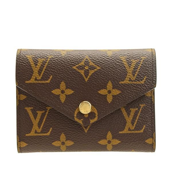 ルイヴィトン 財布 LOUIS VUITTON 三つ折り財布 レディース LV m62472