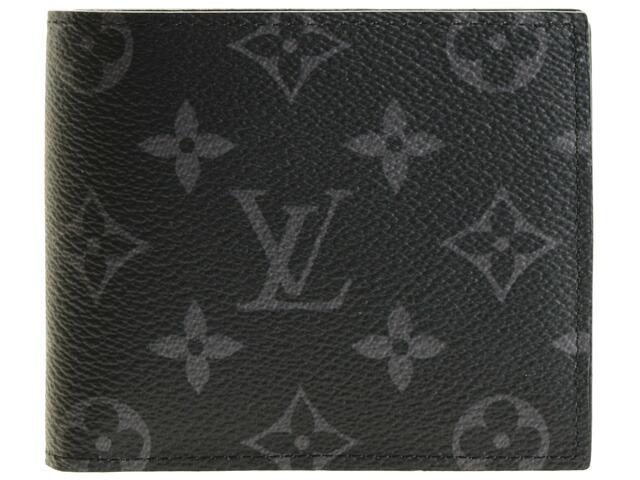 ルイヴィトン LOUIS VUITTON 二つ折り財布 メンズ m61695