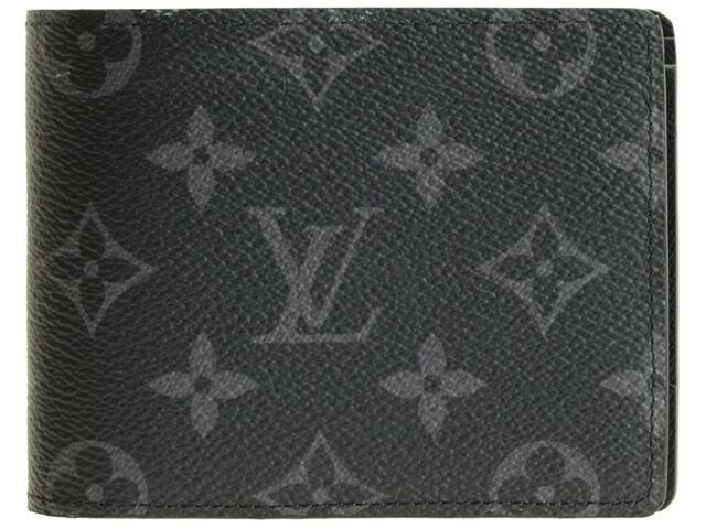 ルイヴィトン LOUIS VUITTON 二つ折り財布 札入れ メンズ m62545