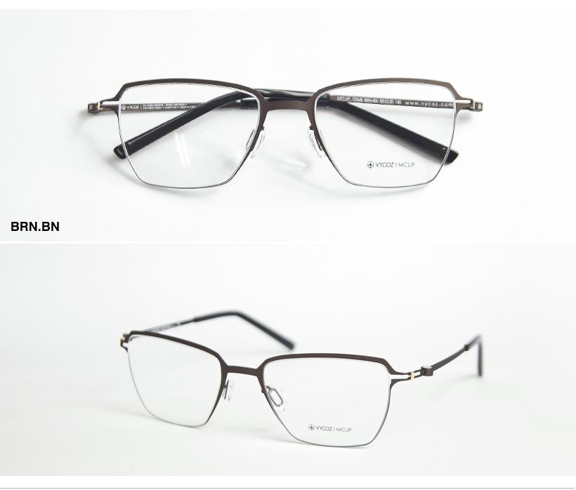 用绳子 / VYCOZ 汤姆斯/MCLIP / 轻质金属框架 / 处方眼镜 / ITA 眼镜