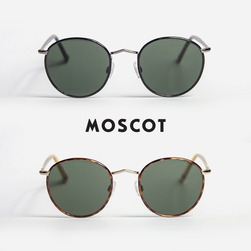 0ad01b36f5 MARC ARROWS  MOSCOT MOS cot ZEV 49 size Shippo Boston sunglasses ...