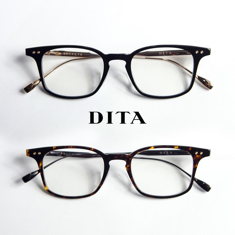 bc0d62781927 MARC ARROWS  With DITA Dieter BUCKEYE 49 size Wellington glasses ...