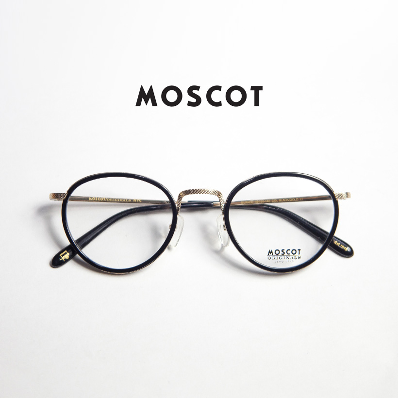 1ef396e83fd Marc Arrows With Moscot Mos Cot Bupkes 48 Size Boston Frame Gles