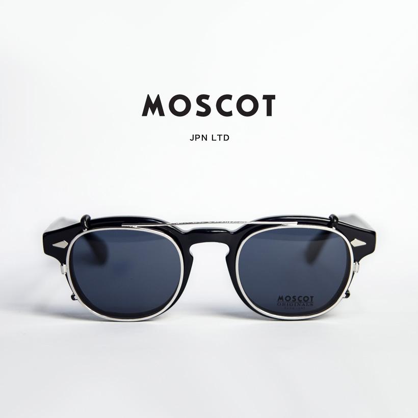 ed8ac6533c MARC ARROWS: With MOSCOT MOS cot LEMTOSH CLIPTOSH JPN LTD clip on ...