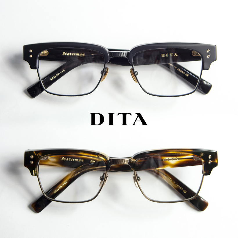 c35c3243bfe8 MARC ARROWS  With DITA Dieter STATESMAN 52 サイズサーモントブロー ...