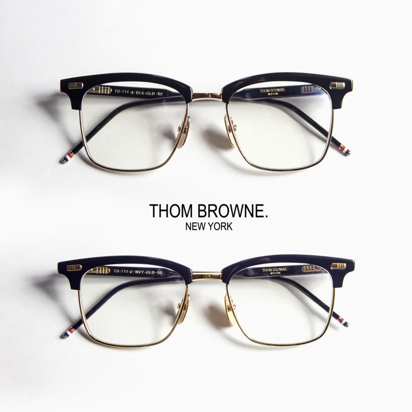 0440f231ed39 MARC ARROWS  With THOM BROWNE Tom Browne TB-711 サーモントブロー ...