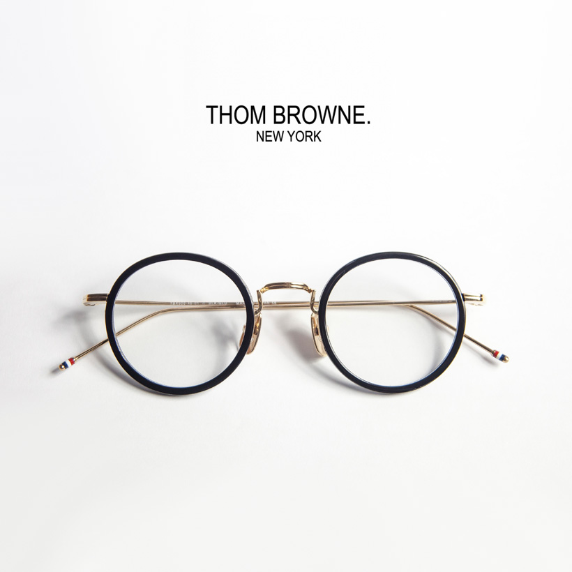 5a46e9d04713 MARC ARROWS  With THOM BROWNE Tom Browne TB-906 combination round ...