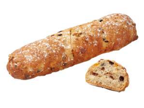 フランス産 冷凍パン ブリドール パン オ フリュイ ルノートル 180g×20個 約725円/1個