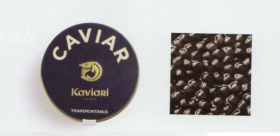 最高の贅沢 イタリア産キャビア キャビアリ 30g シロチョウザメ 訳あり商品 トランスモンターニュ 市場