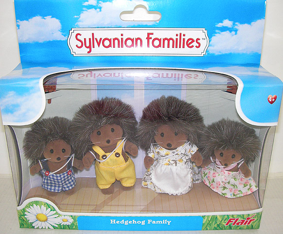 Sylvania UK halinezumifamily
