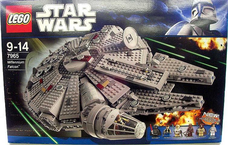 MARCHEN STORE | Rakuten Global Market: Lego Star Wars millennium ...