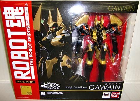 ROBOT spirits - robot damashii - SIDE KMF Geass Lelouch Gawain resales