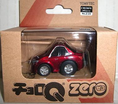 CHORO-Q zero Z-24c Toyota Crown (red)