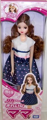 美丽的母亲娃娃亮丽陈 LD-19