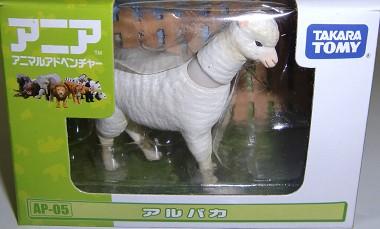 增收 AP-05 羊驼