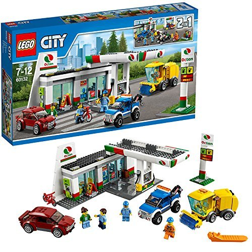 MARCHEN STORE | Rakuten Global Market: LEGO City petrol station 60132