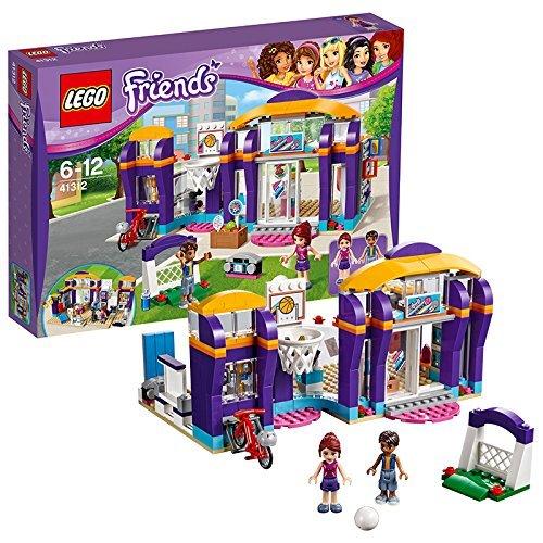 【楽天市場】レゴ (LEGO) フレンズ ハートレイク スポーツクラブ 41312 【あす楽対応】:メルヘンストア