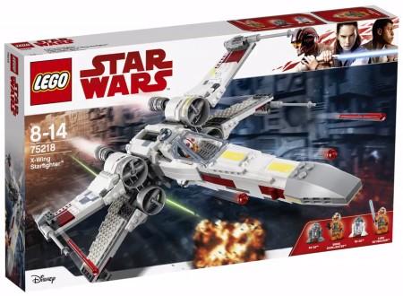 レゴ(LEGO)スター・ウォーズ Xウィング・スターファイター 75218【あす楽対応】