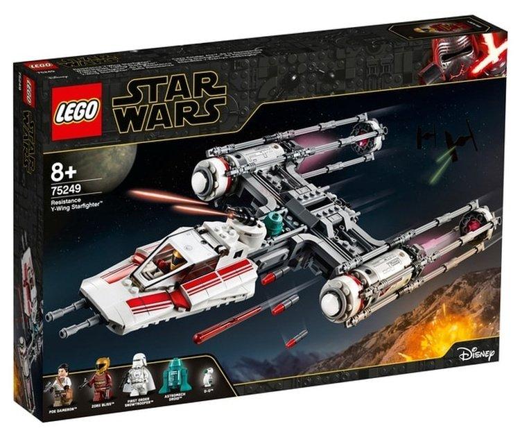 レゴ(LEGO) レジスタンス・Yウィング・スターファイター スター