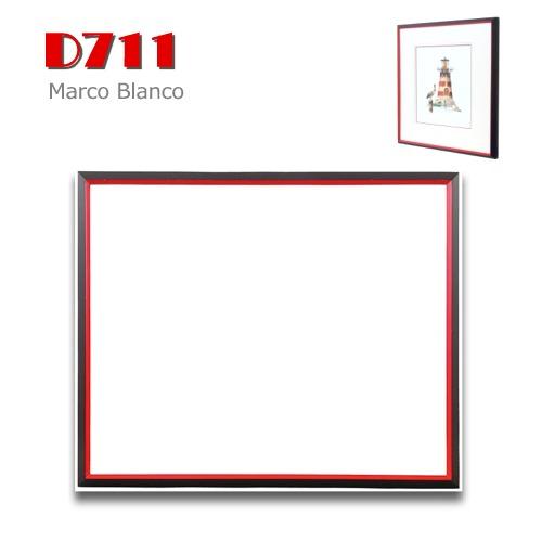 【D711】 大全紙サイズ 黒赤 強いコントラストで個性的。。 アクリル入り版画やデザイン画におススメ!