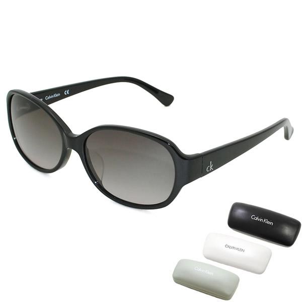 カルバンクライン サングラス Calvin Klein CK4297SA-001 cK メンズ 商品 新作 グレーグラデーション ブラック UVカット レディース アジアンフィット