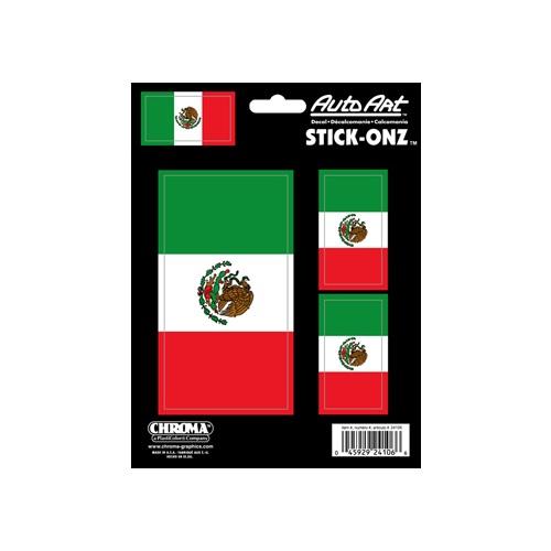 ステッカー メキシコ国旗 スケートボード スケボー スマホ PC タブレット 楽器 ギター Mexican メキシコ スパニッシュ キャンペーンもお見逃しなく 4pc Flag 24106 国旗 アメリカン カーアクセサリー セール品 フラッグ