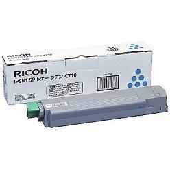 リコー(RICOH) 515289 IPSiO SP トナー シアン C710 純正品