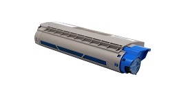 TC-C4CC2 トナーカートリッジ シアン(大) 沖電気工業(OKIデータ)用 リサイクルトナー 【リサイクル即納品】【送料無料】【回収無料】【安心保証付】【リユース品】【後払い可】