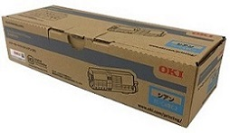 沖電気工業(OKIデータ) TC-C4BC2 トナーカートリッジ シアン(大) 純正品 【送料無料】【回収無料】